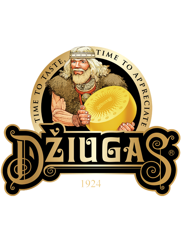 Auk kartu su Džiugu Logo